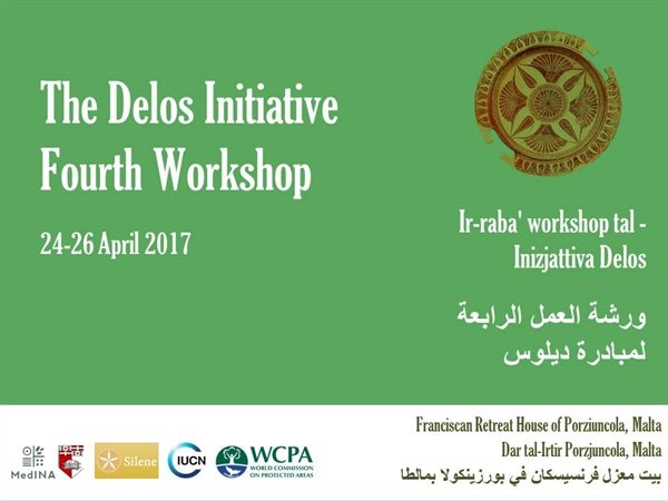 Successful completion of the Fourth Delos Initiative workshop in Malta
