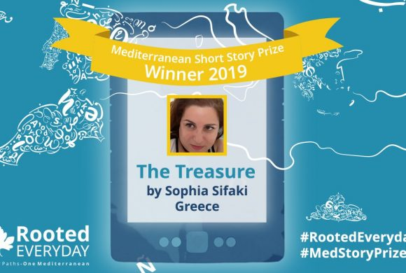 Greek Winners for the Rooted Everyday Mediterranean Short Story Prize 2019