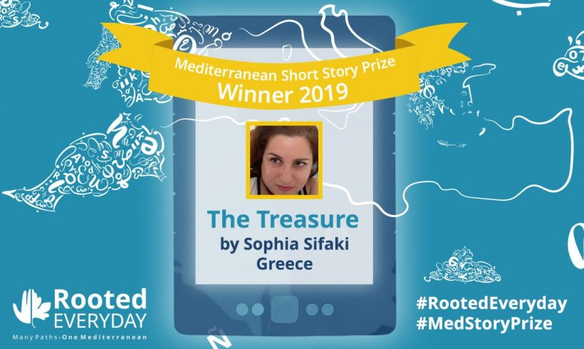 Greek Winner for the Rooted Everyday Mediterranean Short Story Prize 2019