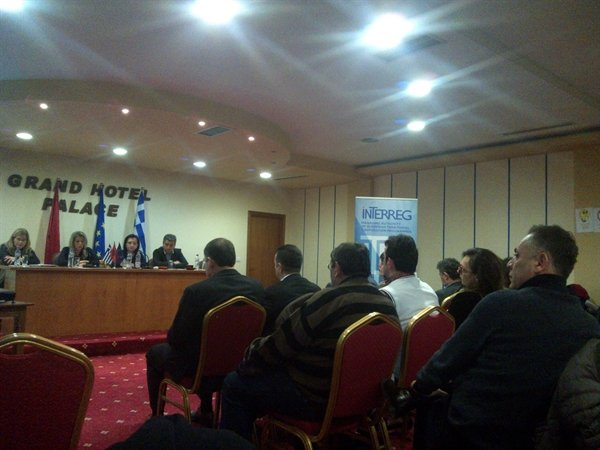 During the meeting in Korca, Albania