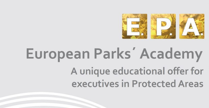 European Parks' Academy: A unique educational opportunity for executives in Protected Areas