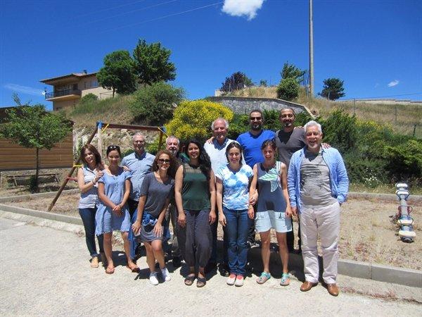 Mediterranean Consortium for Nature and Culture: Third technical meeting in Guadalaviar, Spain