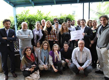 MEDSCAPES – Kick-off Meeting (Limassol, 10-12 March 2014)