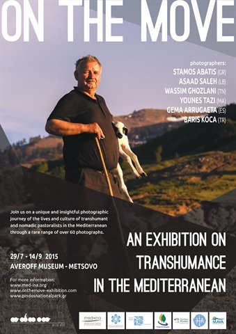 "Photography Exhibition ""On the Move"": Celebrating transhumance in the Mediterranean"