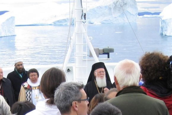 Symposium on climate change and the Arctic