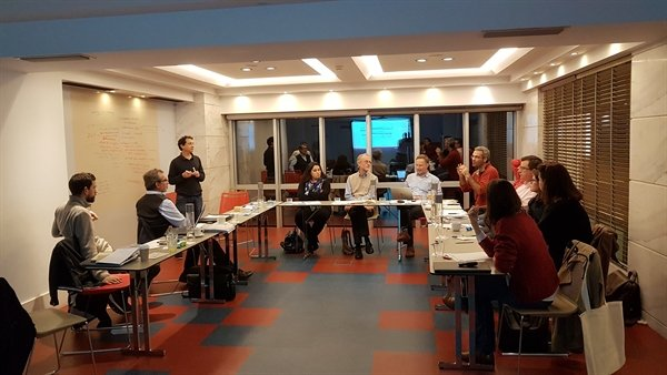 Terra Lemnia project: Biodiversity Core Group Year 2 kick off meeting