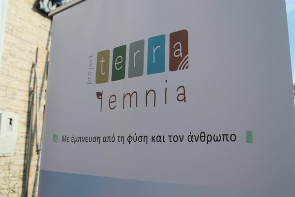 Terra Lemnia Project: First capacity building workshop for practitioners