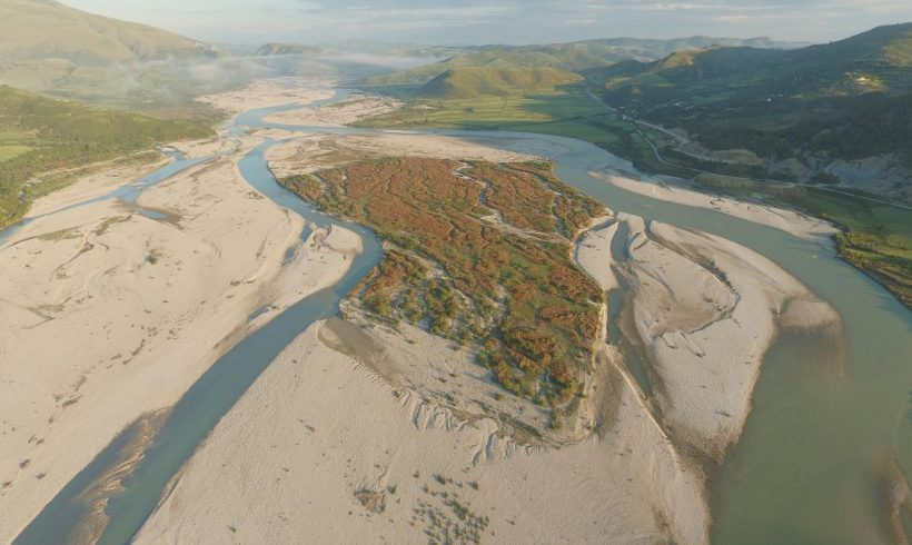"""MedINA is a partner in the project """"Saving Europe's last free flowing wild river – Vjosa/Aoos"""""""