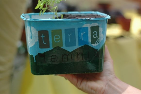 Terra Lemnia project: Participation in the end-of-year celebration of the Special Elementary School of Sarpi, Lemnos