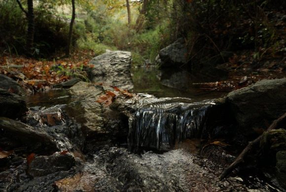 The Micro-dams of Kythera – restoring our cultural heritage to support freshwater management