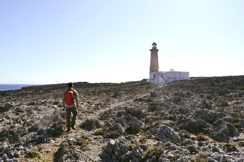 Expanding the trails network on Kythera Island