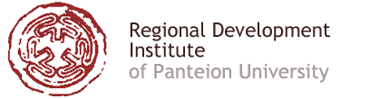 Regional Development Intitute of Panteion University