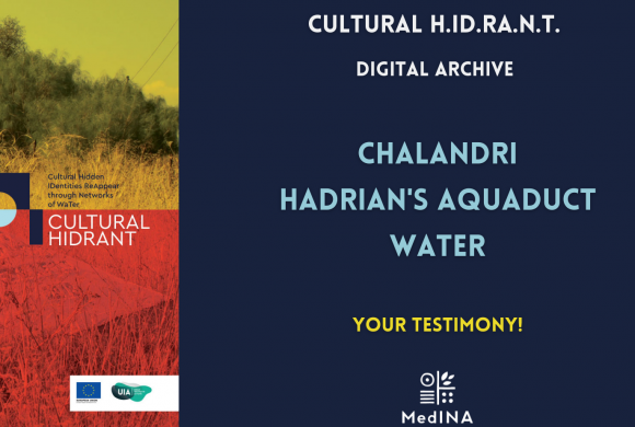 A thematic Digital Archive about CULTURAL H.ID.RA.N.T